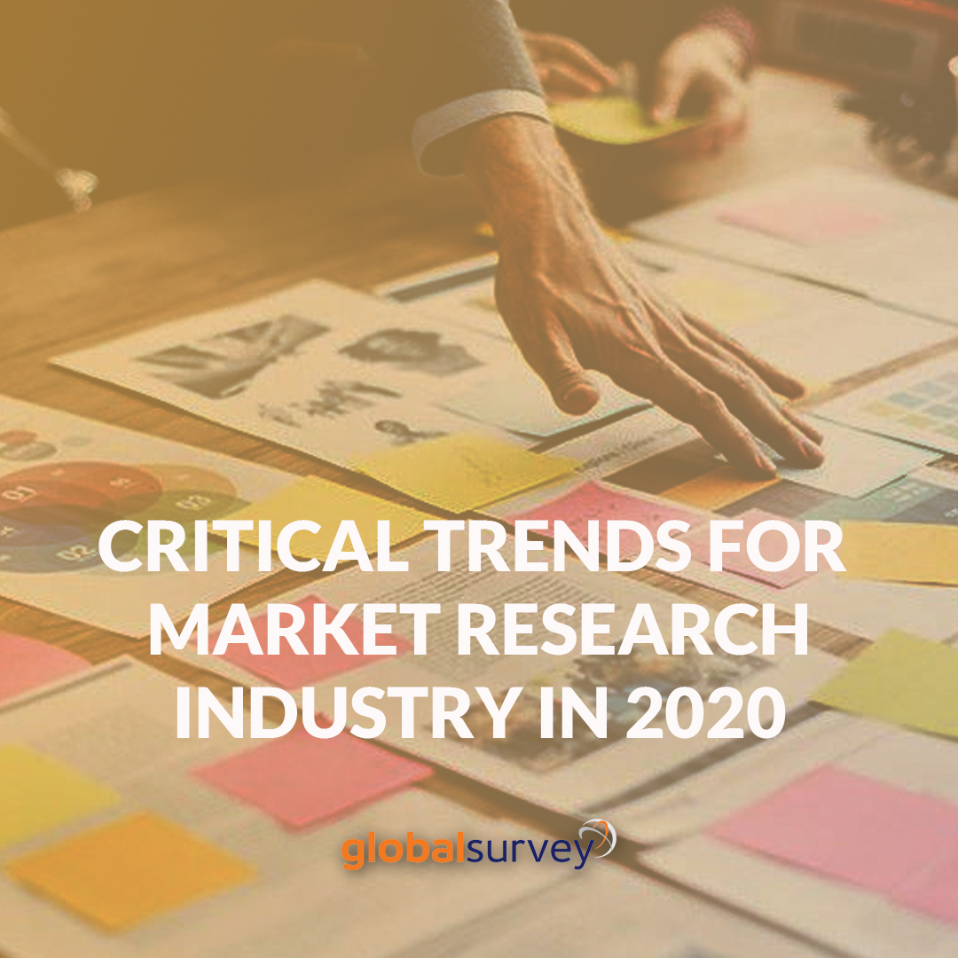 Key Trends for the Market Research Industry for 2020
